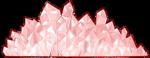 Decorative Crystals (Pink - F2U!)