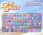 Steven Universe Gem Bases [REVAMPED]