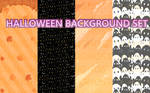 Halloween Background Set (Only 150 Points!)