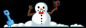 Snowman Profile Header
