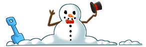 Snowman Profile Header by DominickLuhr