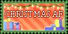 Christmas AF Stamp (F2U) by DominickLuhr