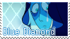 Blue Diamond Stamp (F2U) by DaniGhost