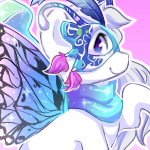 Rose390 Icon (Commission) by DaniGhost