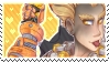 Junkrat Stamp (F2U!) by DominickLuhr