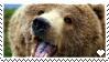 Bear Stamp by DominickLuhr