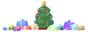 Christmas Tree Profile Header (F2U) by DominickLuhr
