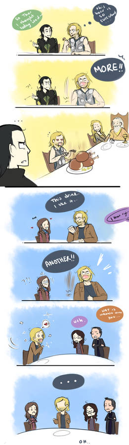 Midgardian Lessons: Manners