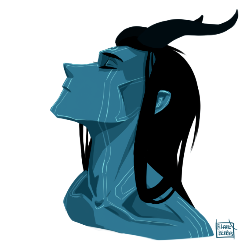 Jotun Loki by blargberries