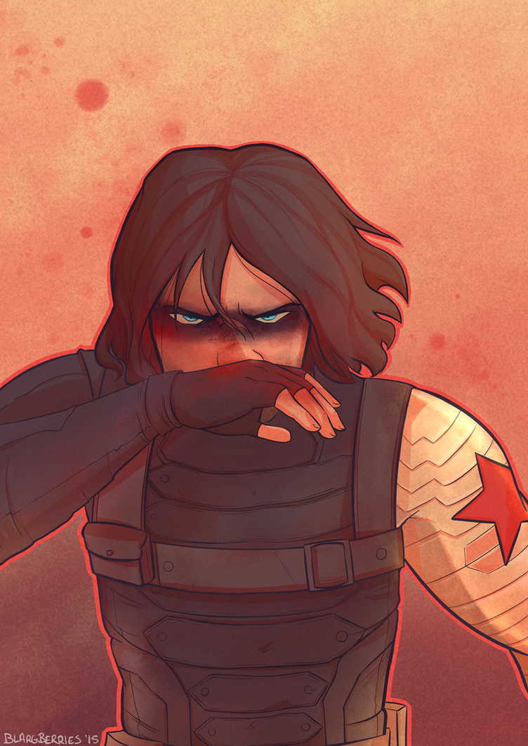 Bucky by blargberries
