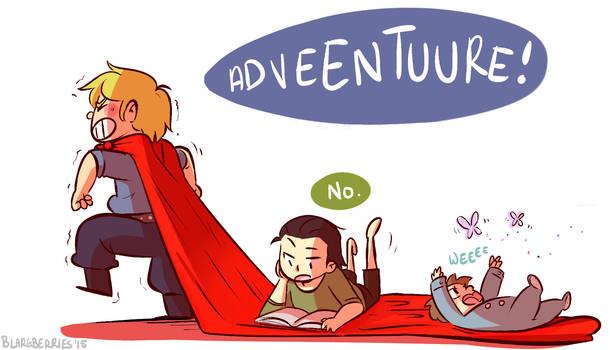 Asgardian Babies