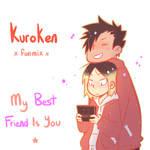 Kuroken Mix Cover