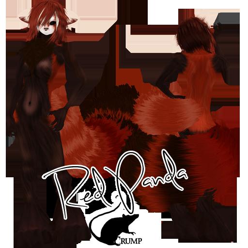 Red Panda :IMVU: by twistedlove