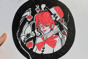 Fukase Inktober Day 2 by Pur3-MaDn3s5