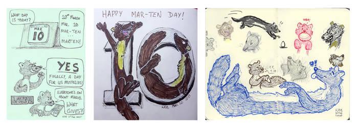 Marten Day Compilation