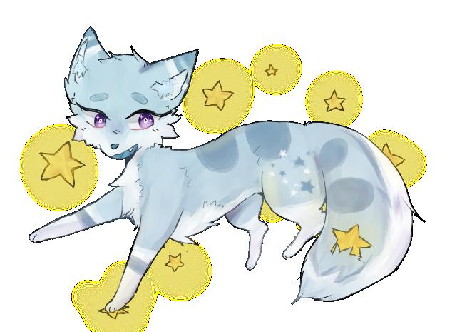 lucky star by Kukeshii