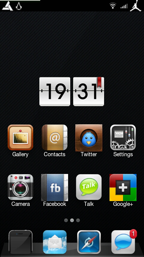 MIUI theme release by 00TypeR