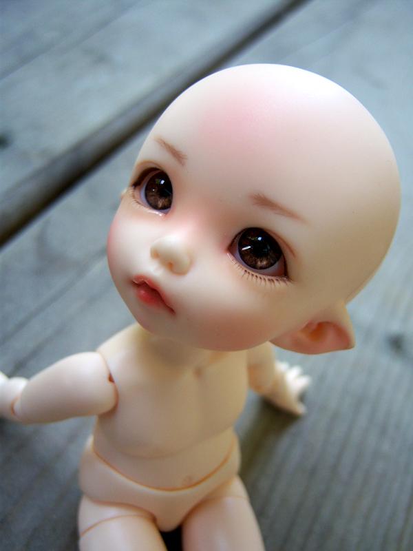 Puki Doll