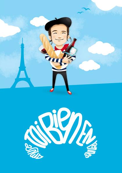 Amuse toi bien en Rennes by elpetito