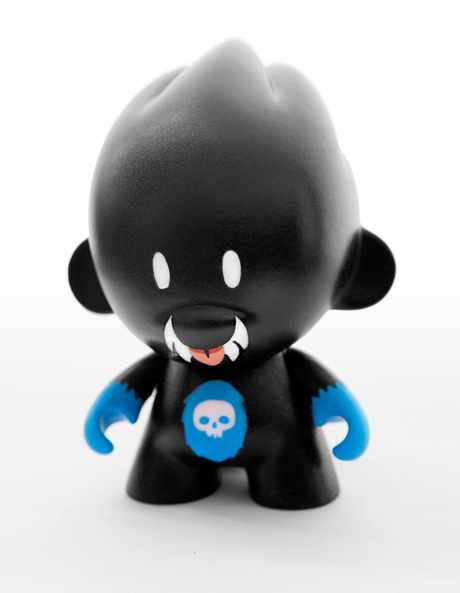Custom Toy Onyx by elpetito