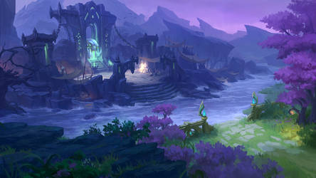 Z level  Final by dawnpu