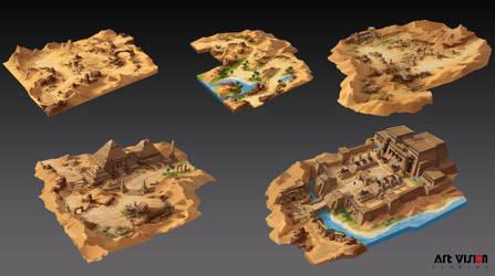 Level design by dawnpu