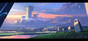 2hours speedpainting just for fun