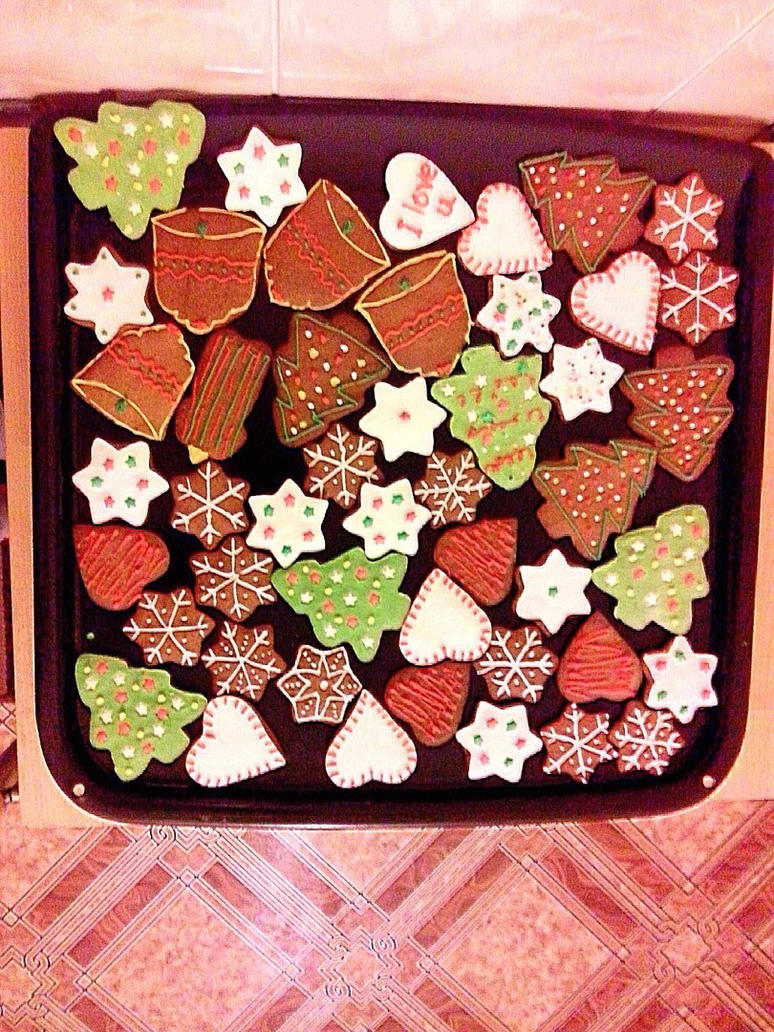 cookies by AnastasiaNakryiko