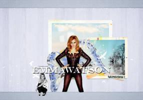 Emma Watson Blend by lore246