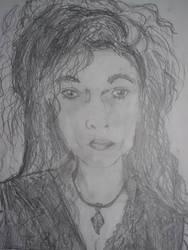My Bellatrix Lestrange Sketch