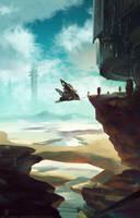 Otherworld by MrBlackCap