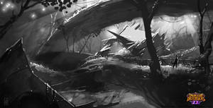 Roots Concept by MrBlackCap
