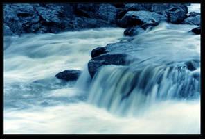 Flows of Silk by NoelBoulet