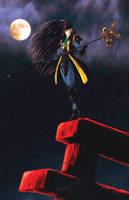 Ronin Warriors - Kayura by alteride