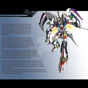 Hunters from the Light : Talon