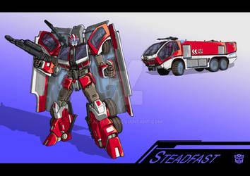 Commission : Steadfast