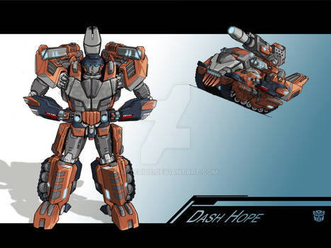 Commission : Dash Hope