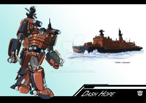 Commission: Dash Hope - Yamal mode