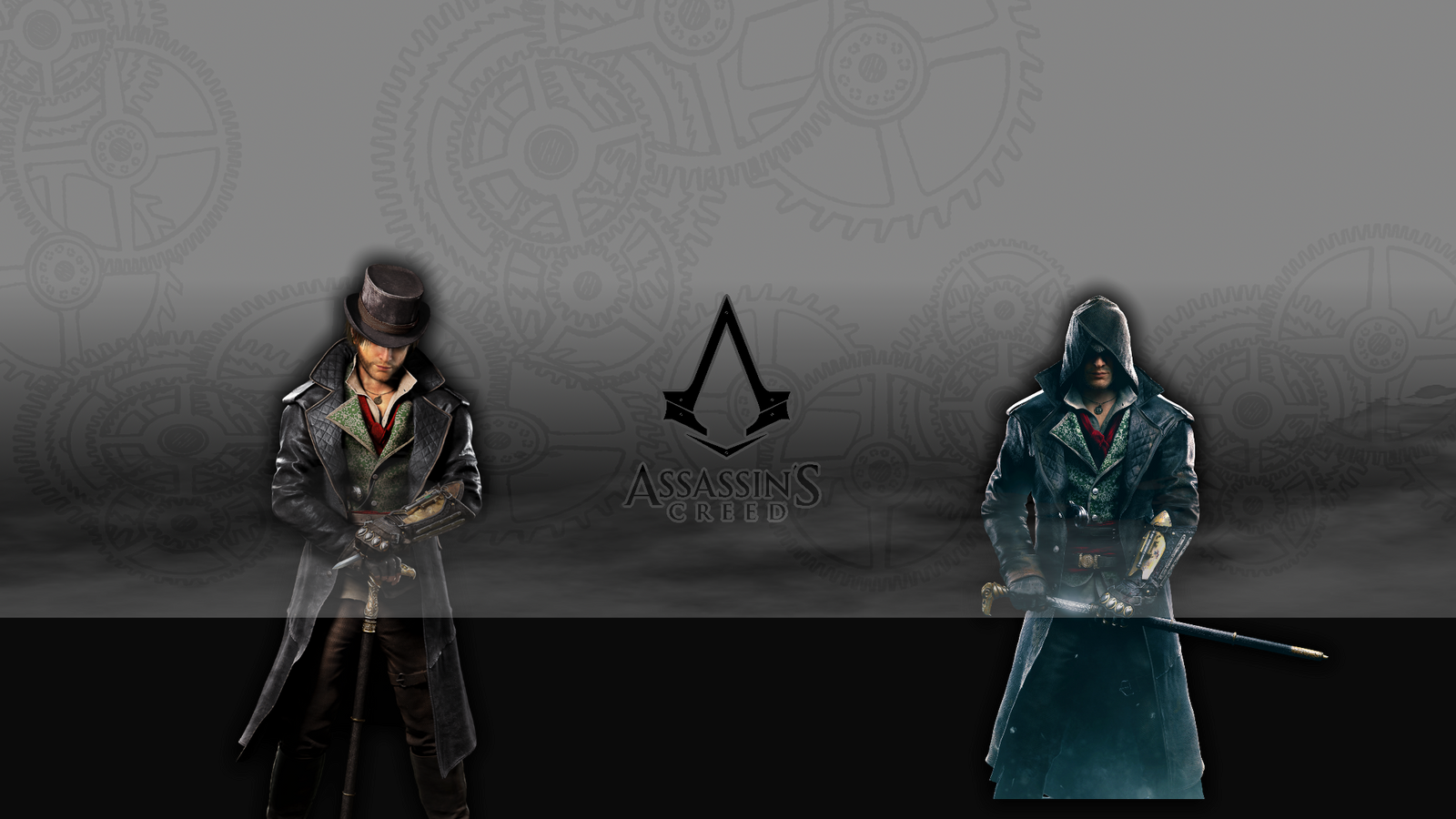 Assassins Creed Syndicate Youtube Channel Art By Thefallengamers