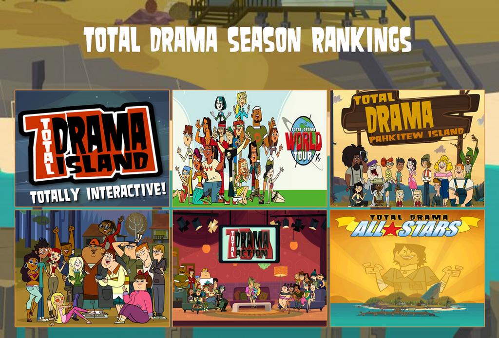 Total Drama New Season 2020 air30002's Total Drama Season Rankings by air30002 on DeviantArt