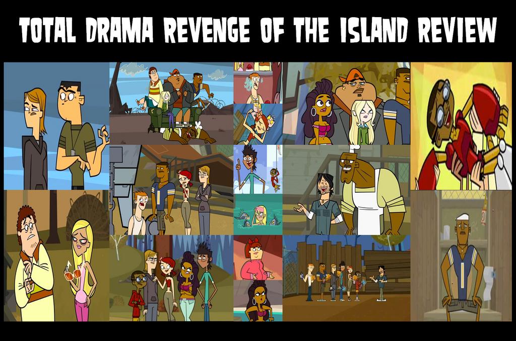 revenge liste des épisodes