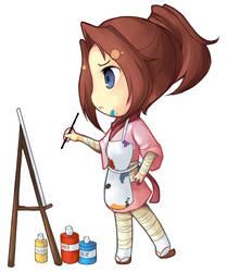 Artist Alley by AnimeConji