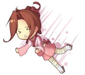 Saga Falls by AnimeConji