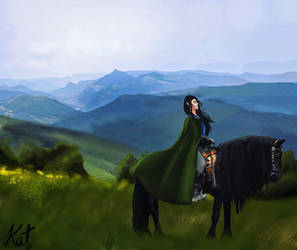 A Mountainous Ride