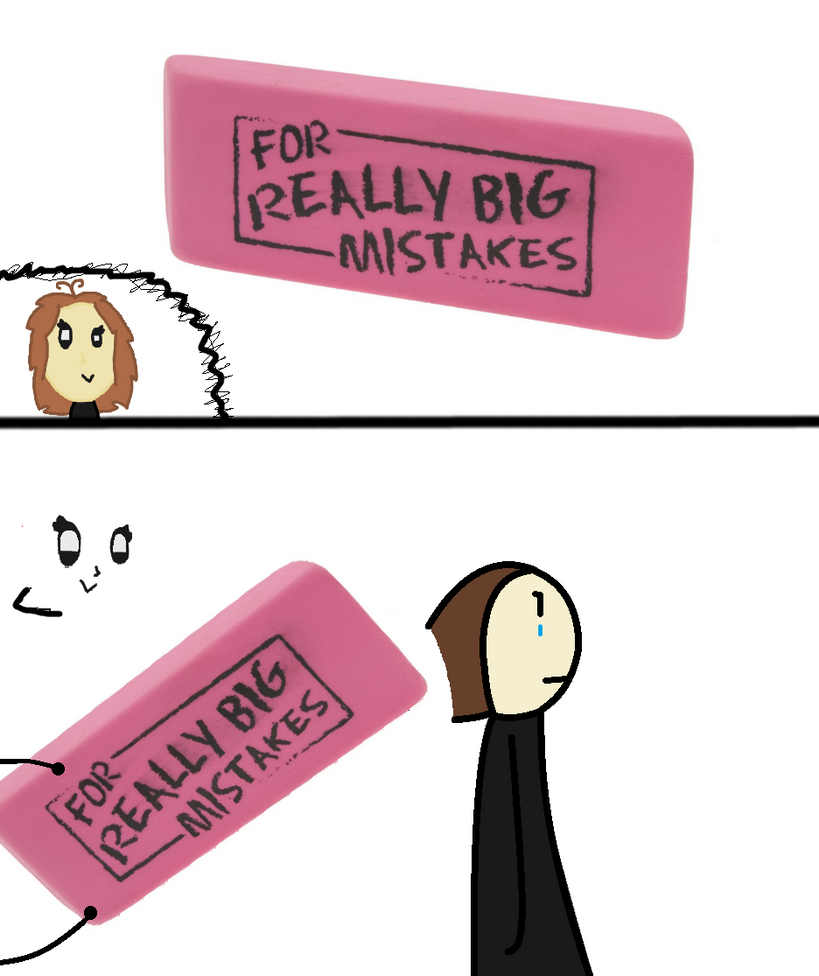 For BIG mistakes by xmangle666