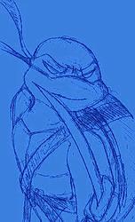 soak blue by koju327