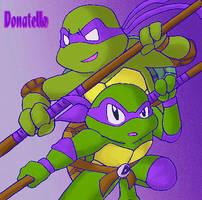 TMNT-toon Donatellos- by koju327