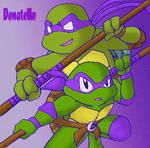 TMNT-toon Donatellos-