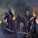 Dark Elves-Black Guard