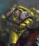 Imperial Fist-sketch